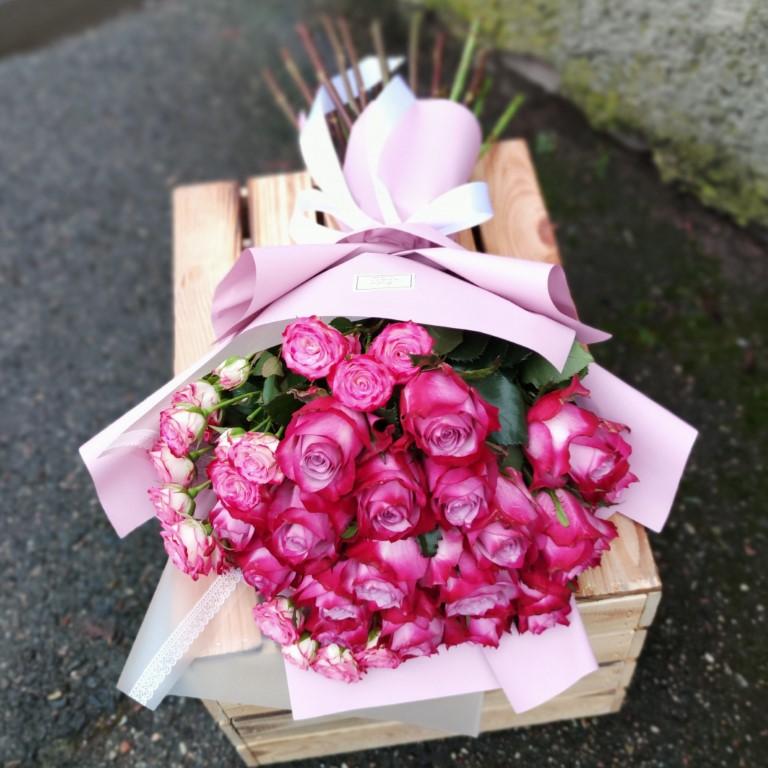 violetines rozes